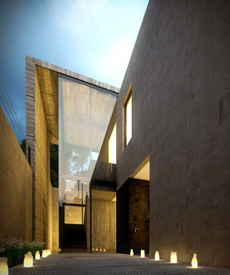Private Residence In North London